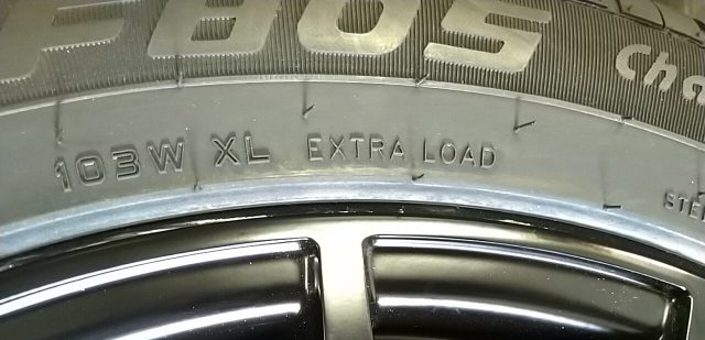 Extra Load Tyre