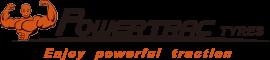 Powertrac tyres logo